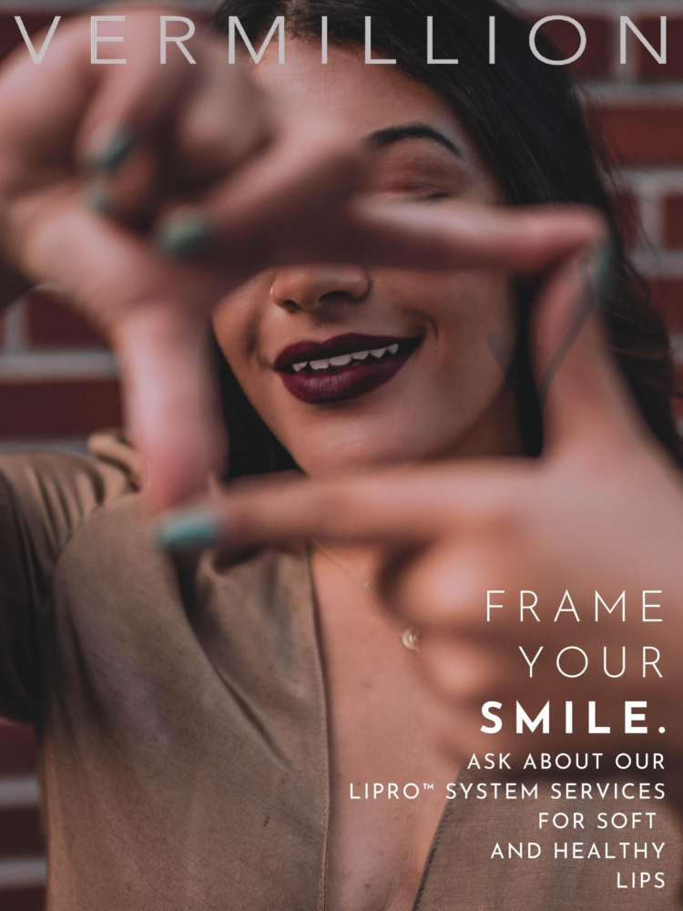 Frame your Smile Temptaion Model Poster B-page-001